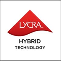 HYBRID Technology by LYCRA®