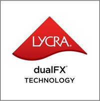 LYCRA<sup>®</sup> dualFX<sup>®</sup> TECHNOLOGY
